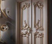 Baroque style doors