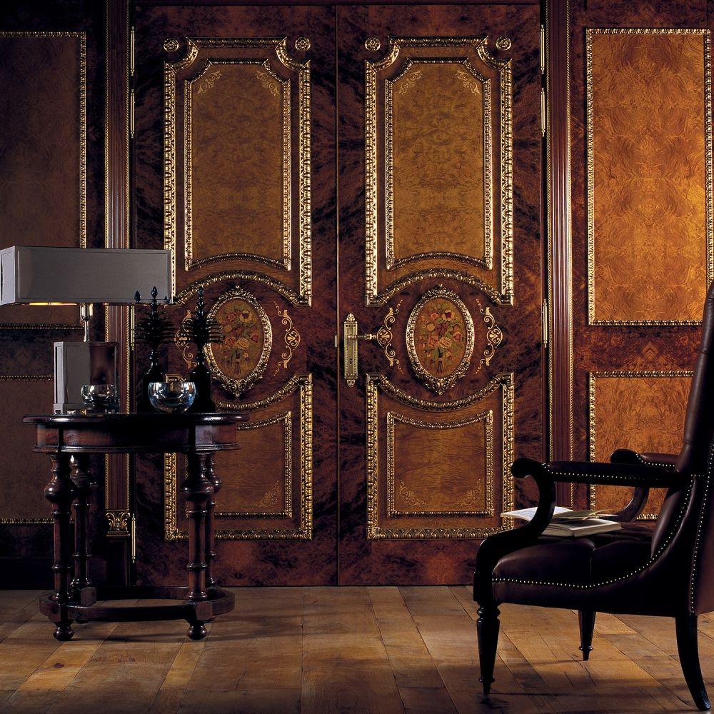 Doors baroque art style