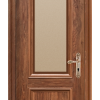 Doors made of PVC or laminated plastic coating - the perfect solution for the bathroom