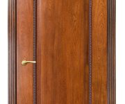Doors made of solid wood
