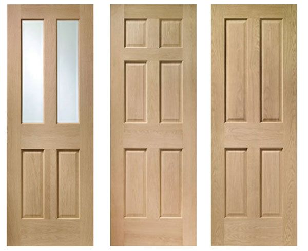 HDF Internal Doors