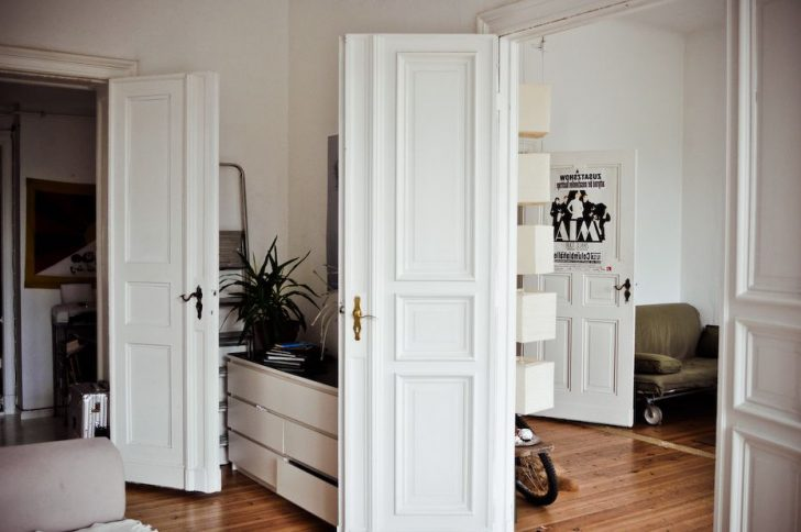 How to choose the color of interior doors
