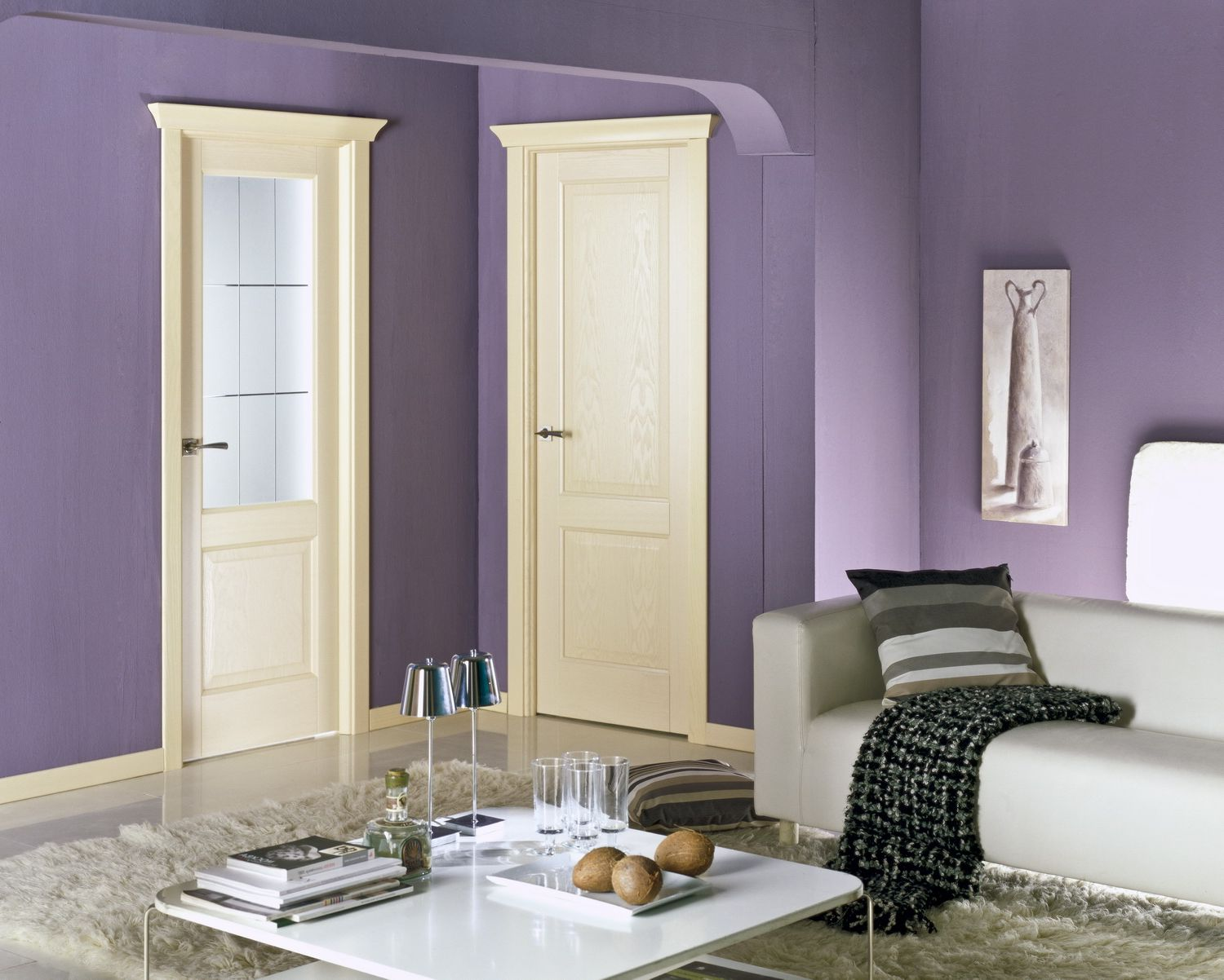 Masonite doors in interior design
