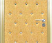 Masonite interior melamine door