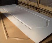 Modern HDF Door With High Quality Molded Door Skin