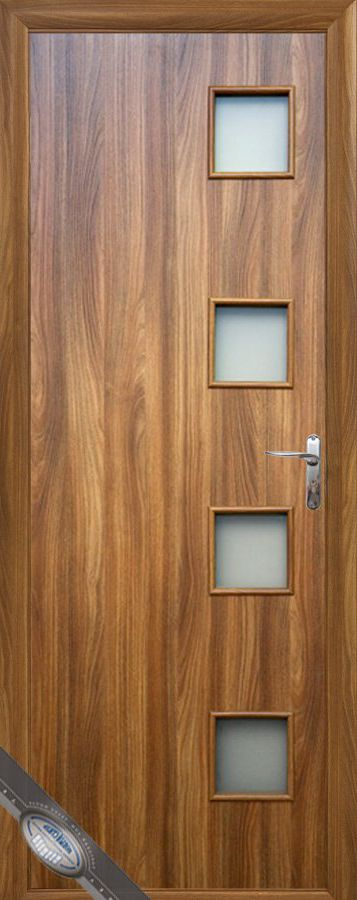 Modern MDF Internal Door