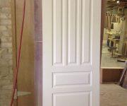Solid Core White Masonite Doors