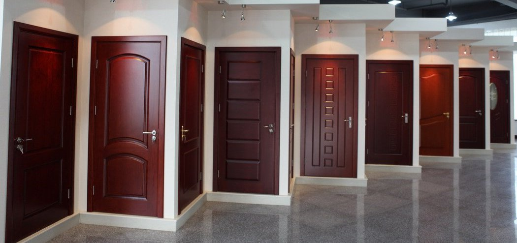 Solid wood interior Doors