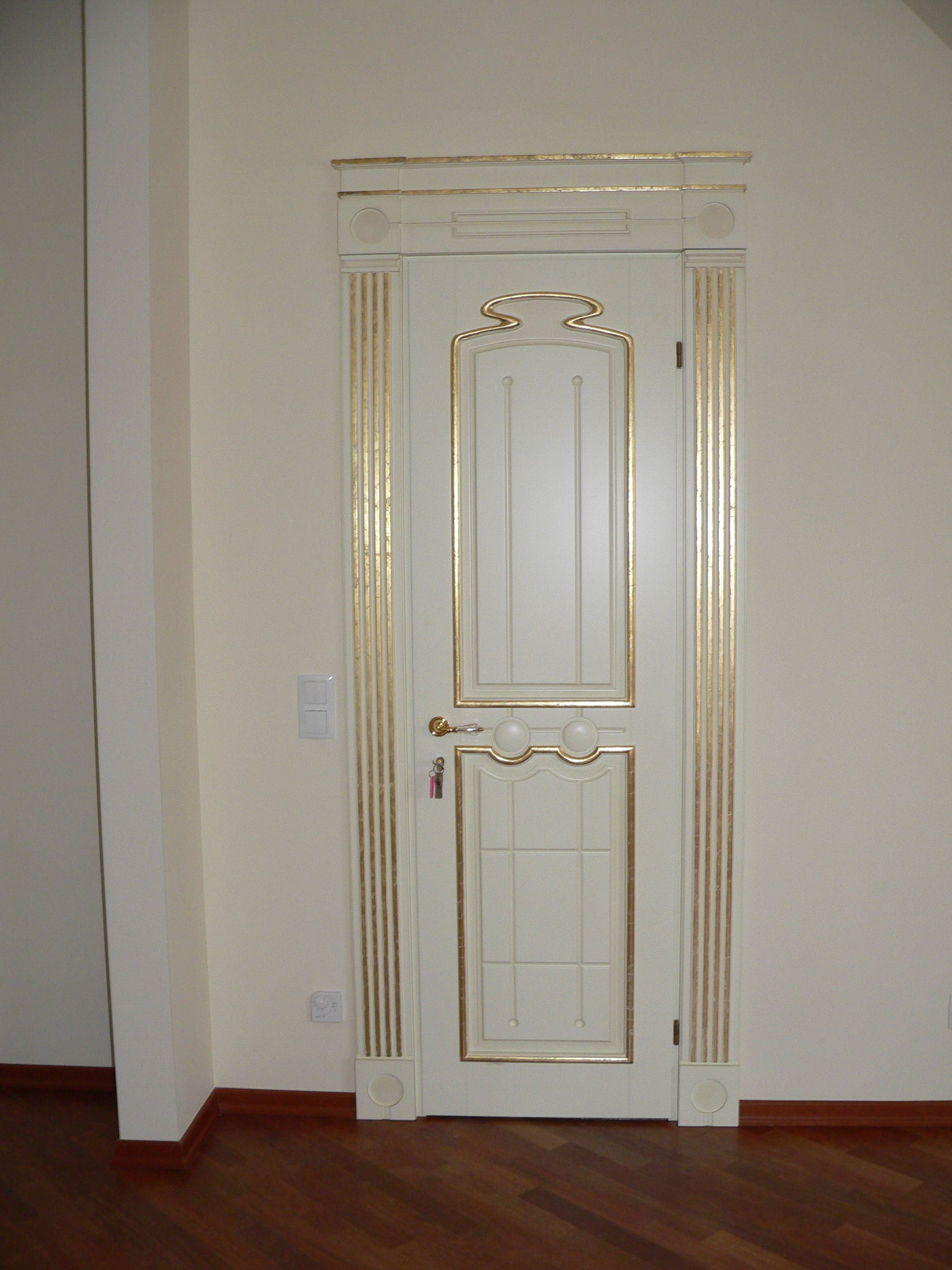 white wood door. White Wood Door. Door With O