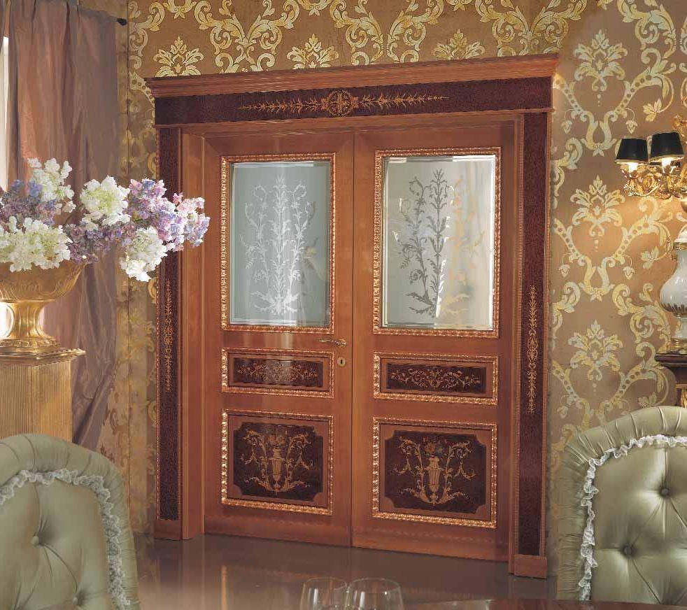 Baroque doors design style
