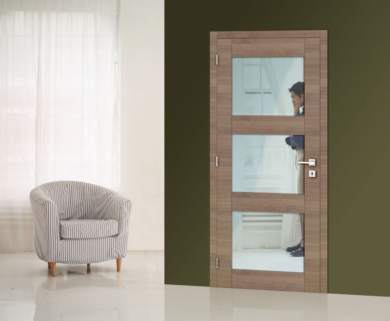 Beautiful HDF Internal Door