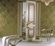 Classic door in the Roman Baroque style