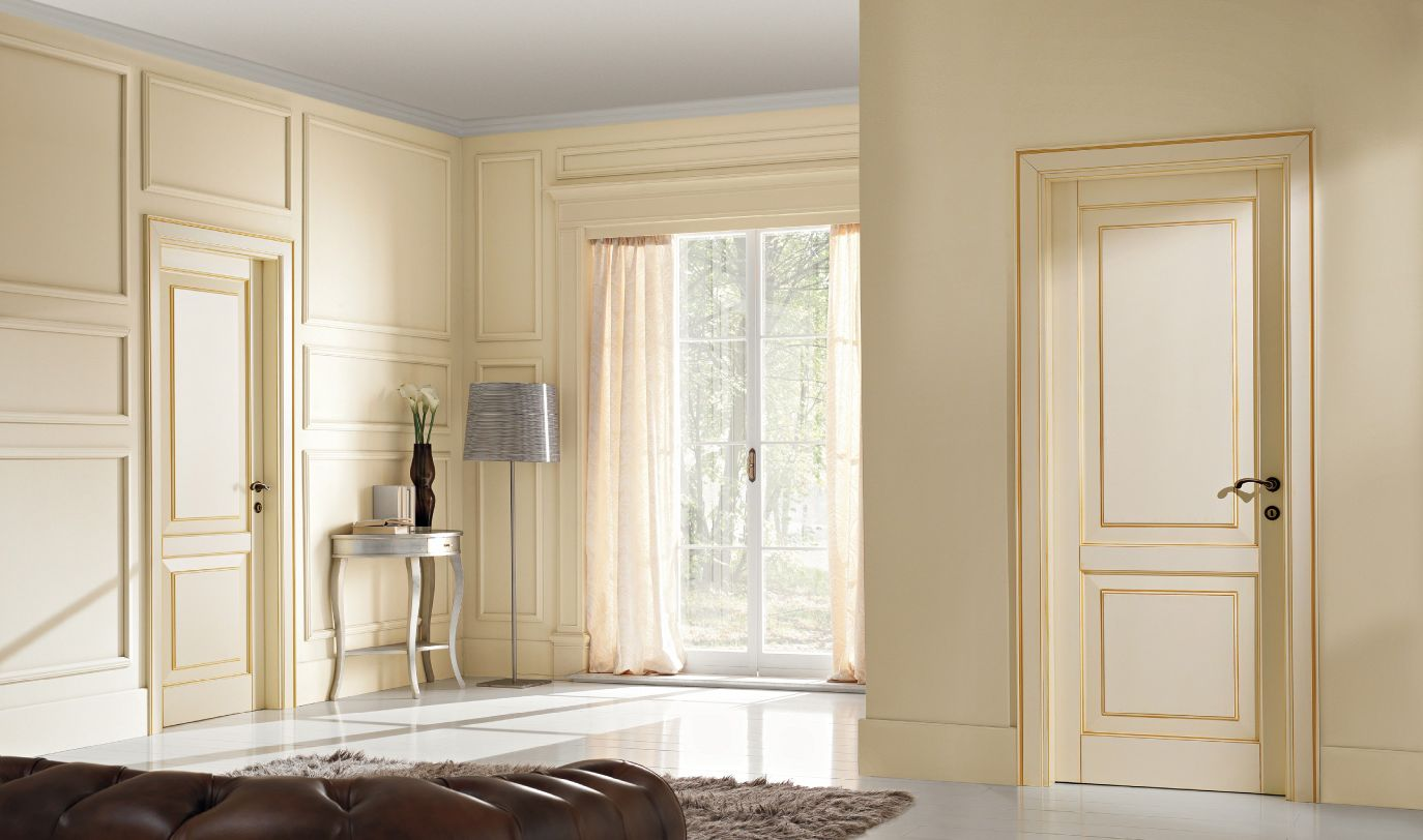 Classic Door Design luxurious interior design in a classic style with wooden classic doors Classic Doors Design