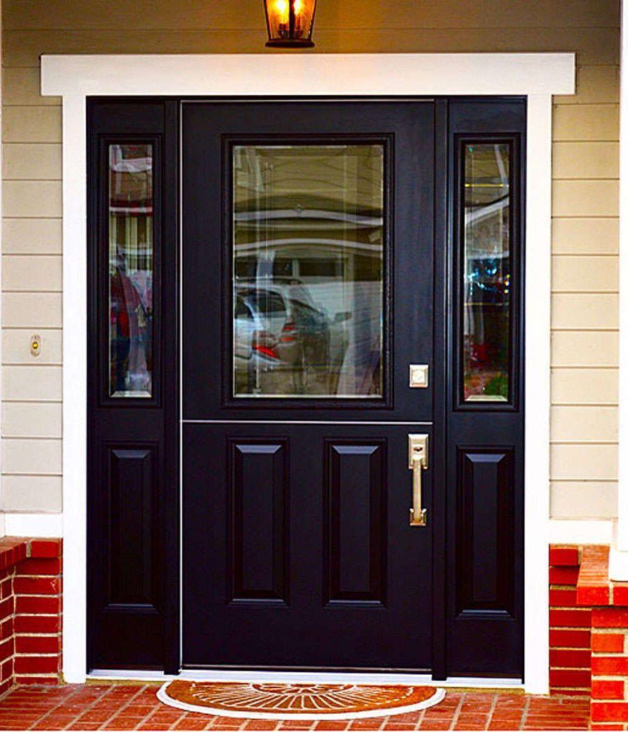 Exterior stable doors