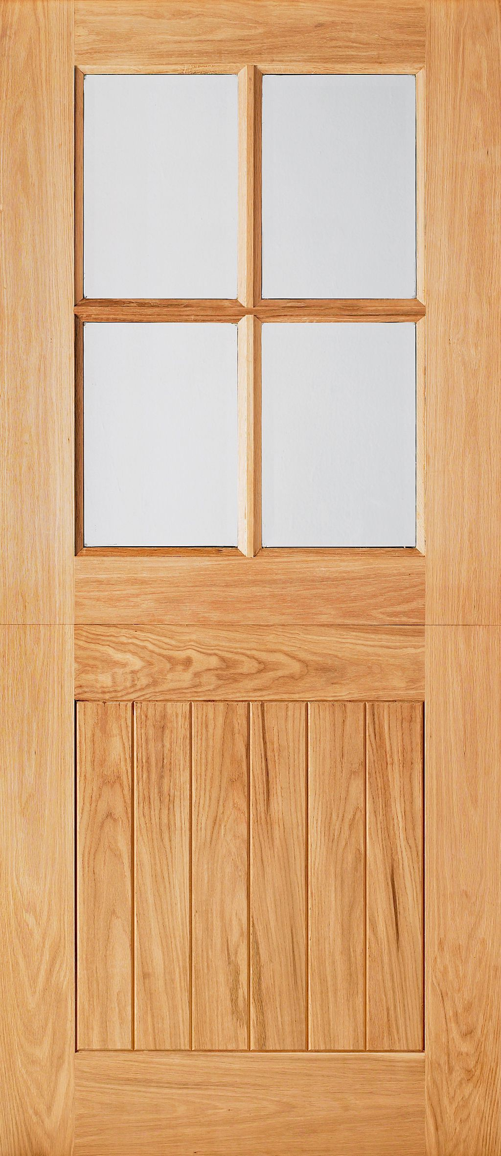 Interior stable doors