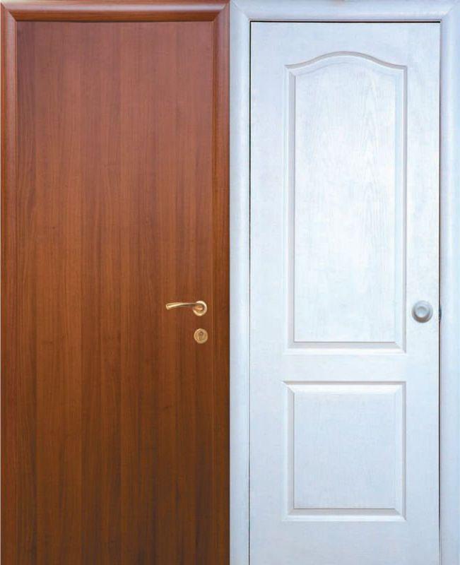 Modern mdf door skin for Interior door construction