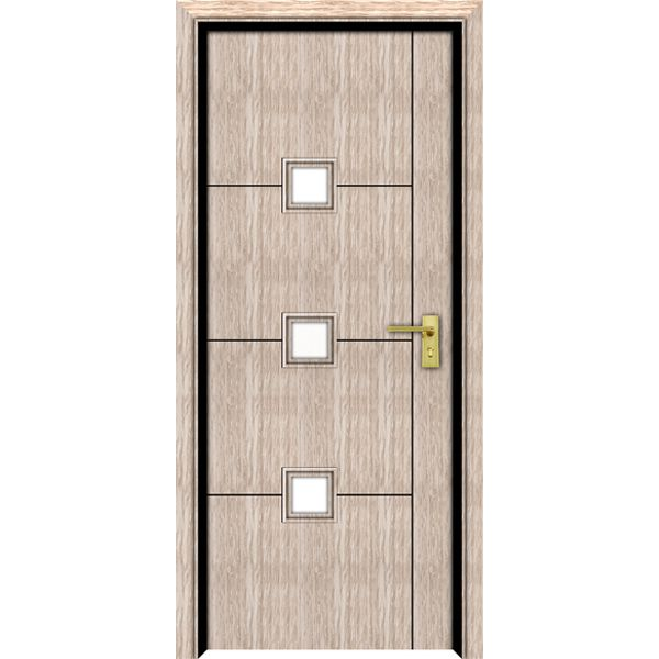 Skin waterproof hdf doors