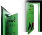 Hardware kit for pivot and sliding door