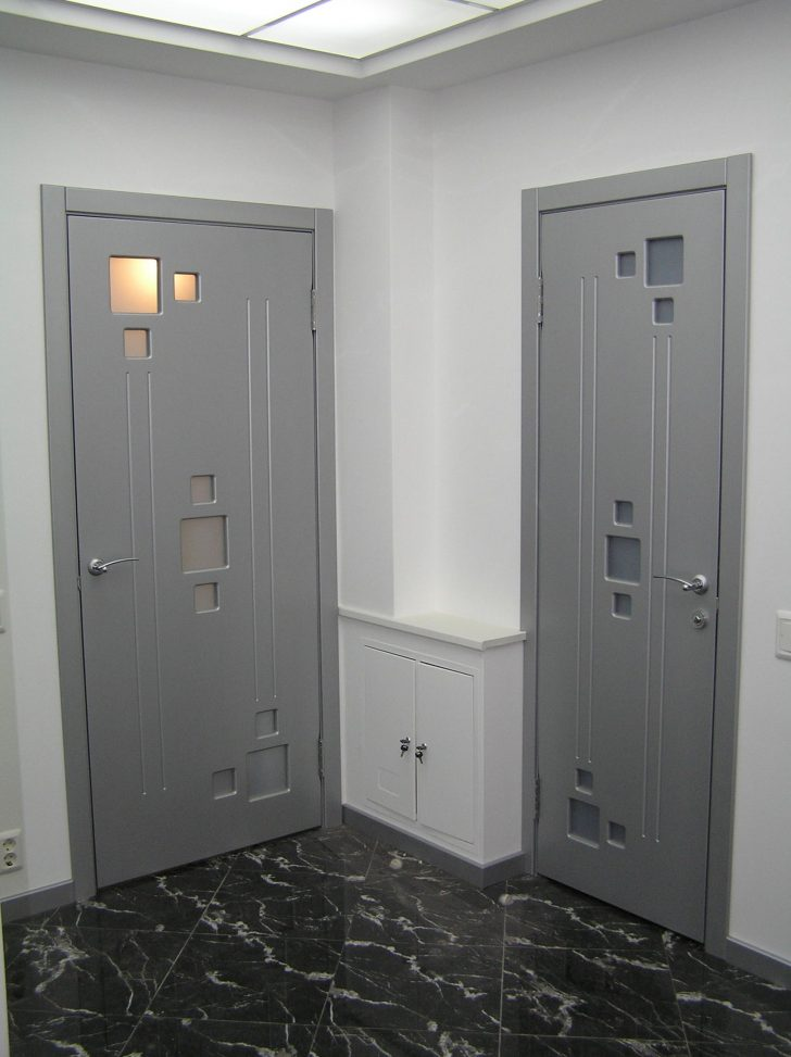 techno door designs