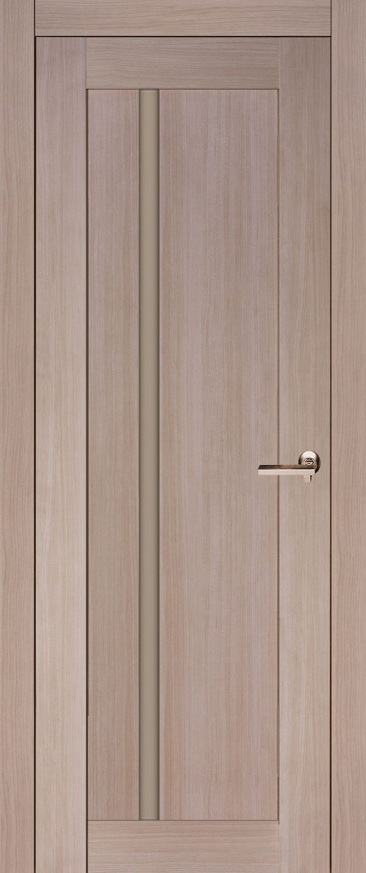 Techno wood door