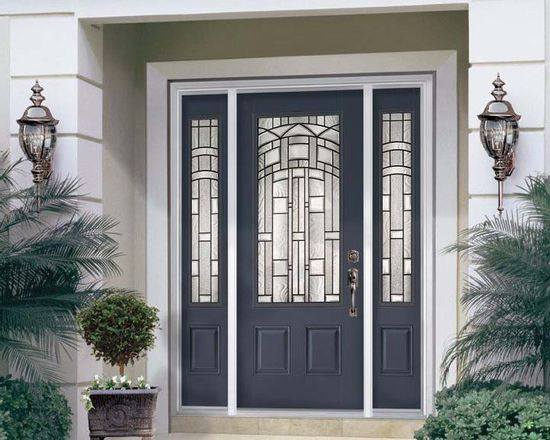 Masonite Steel Entry Door