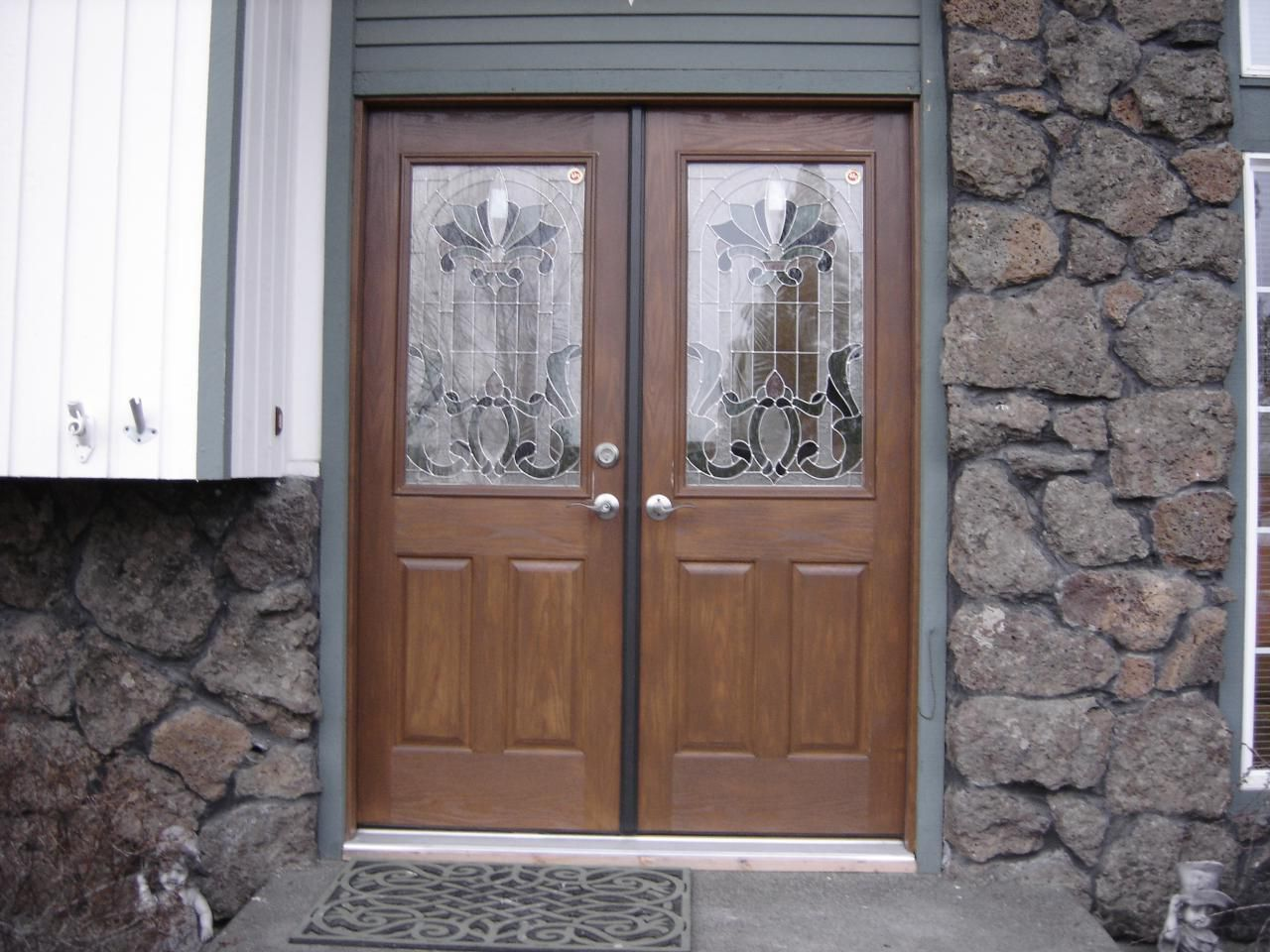 Masonite exterior door the world s catalog of ideas for Interior exterior doors