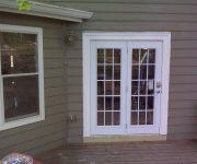 White masonite french exterior doors