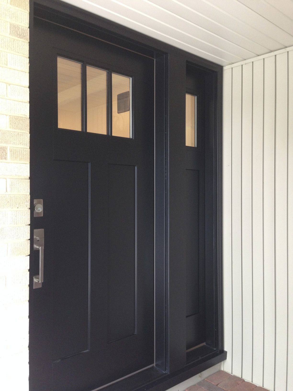Fiberglass entry doors masonite