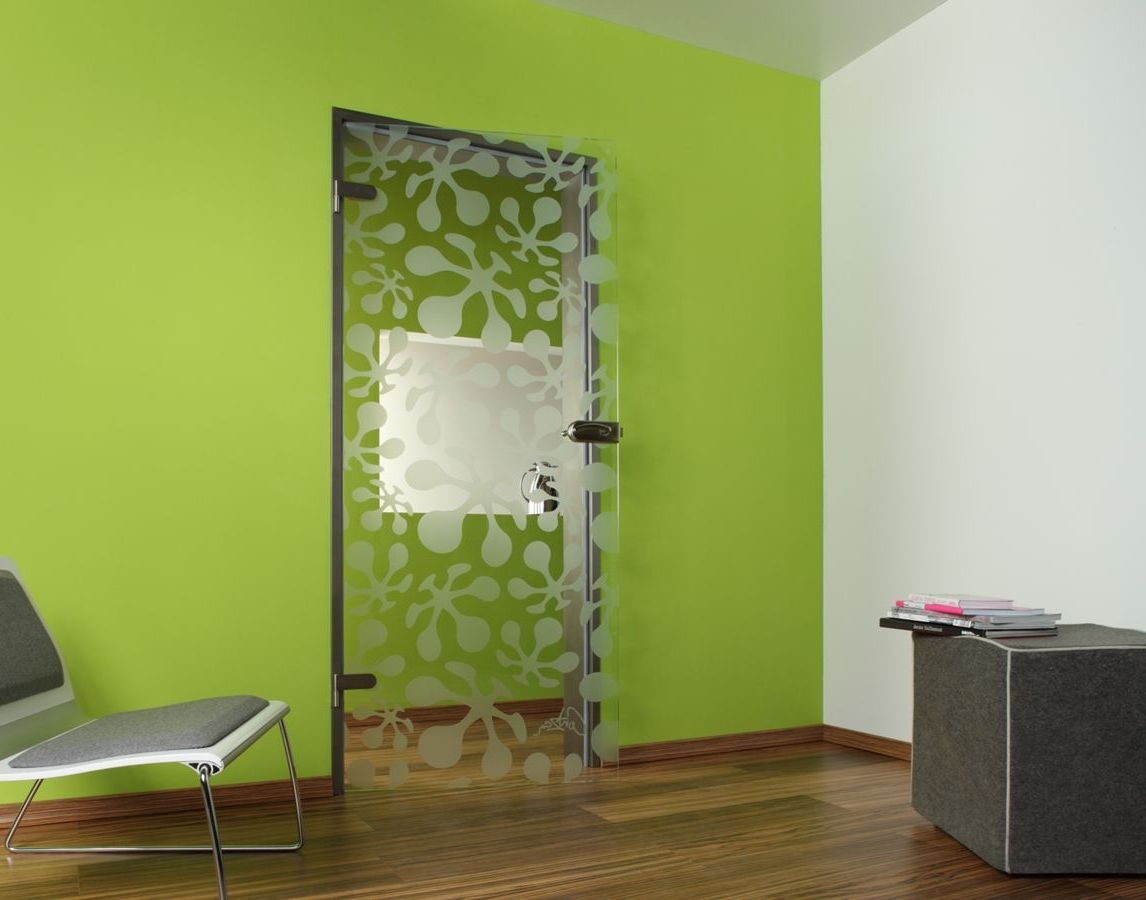 Interior glass doors -  Glass Doors Interior