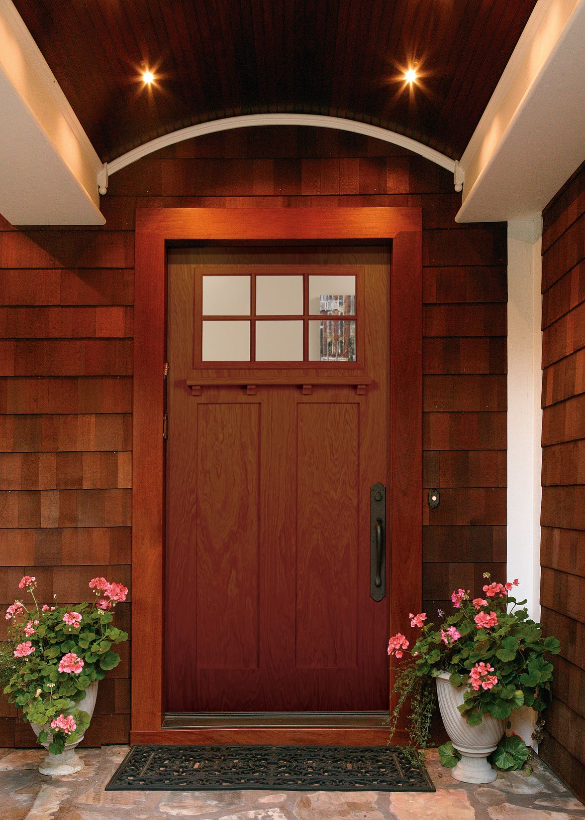 White masonite interior doors for Exterior entry doors
