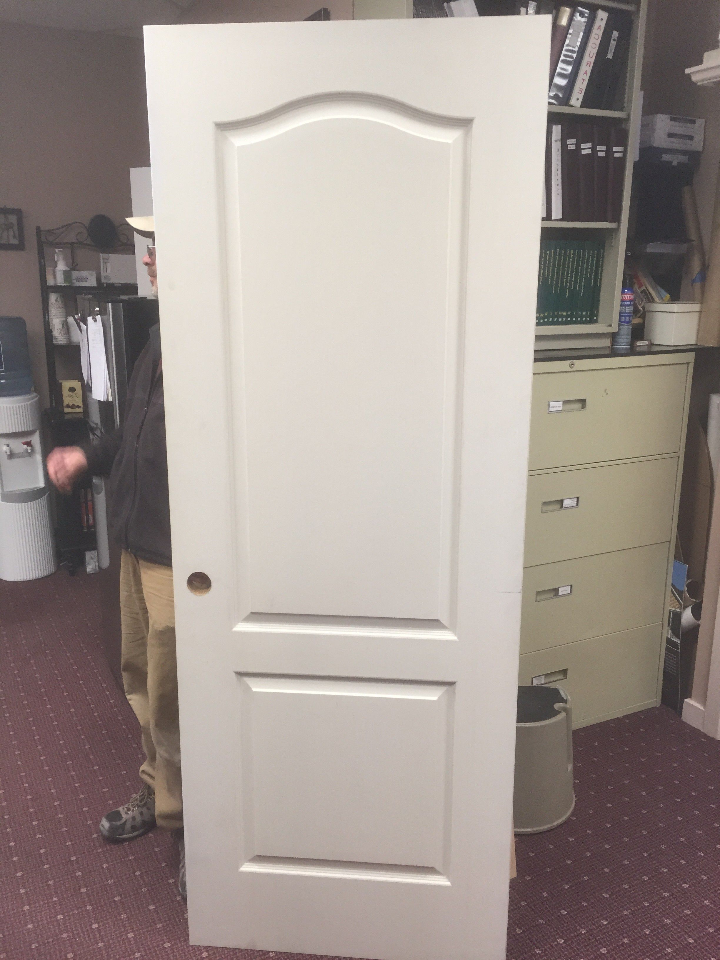 Masonite solid core door