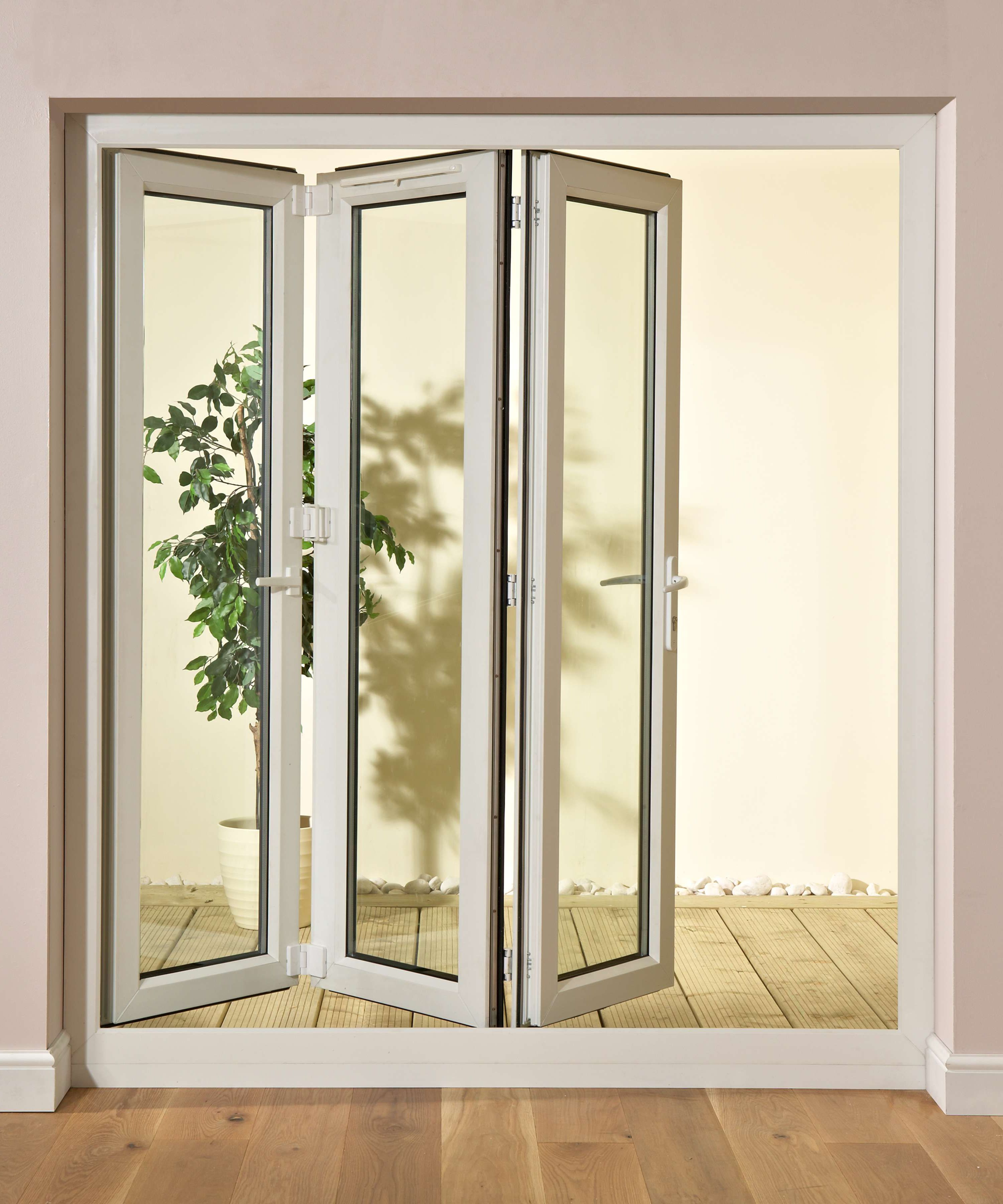 Sliding door – upvc bi-fold