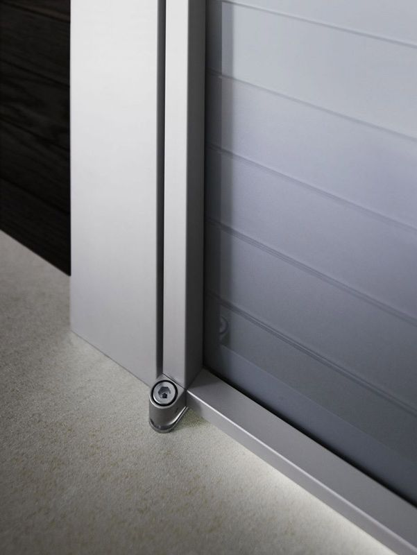 Aluminum doors and frames