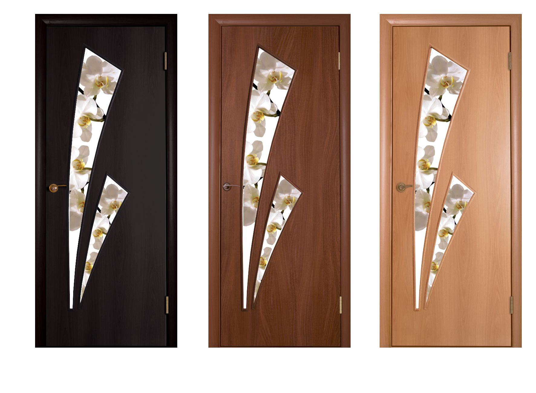 Design of laminated doors