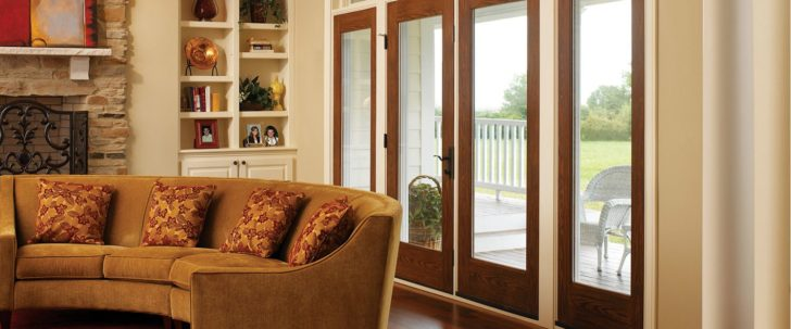 How to choose patio sliding doors buying guide for Single swing patio door
