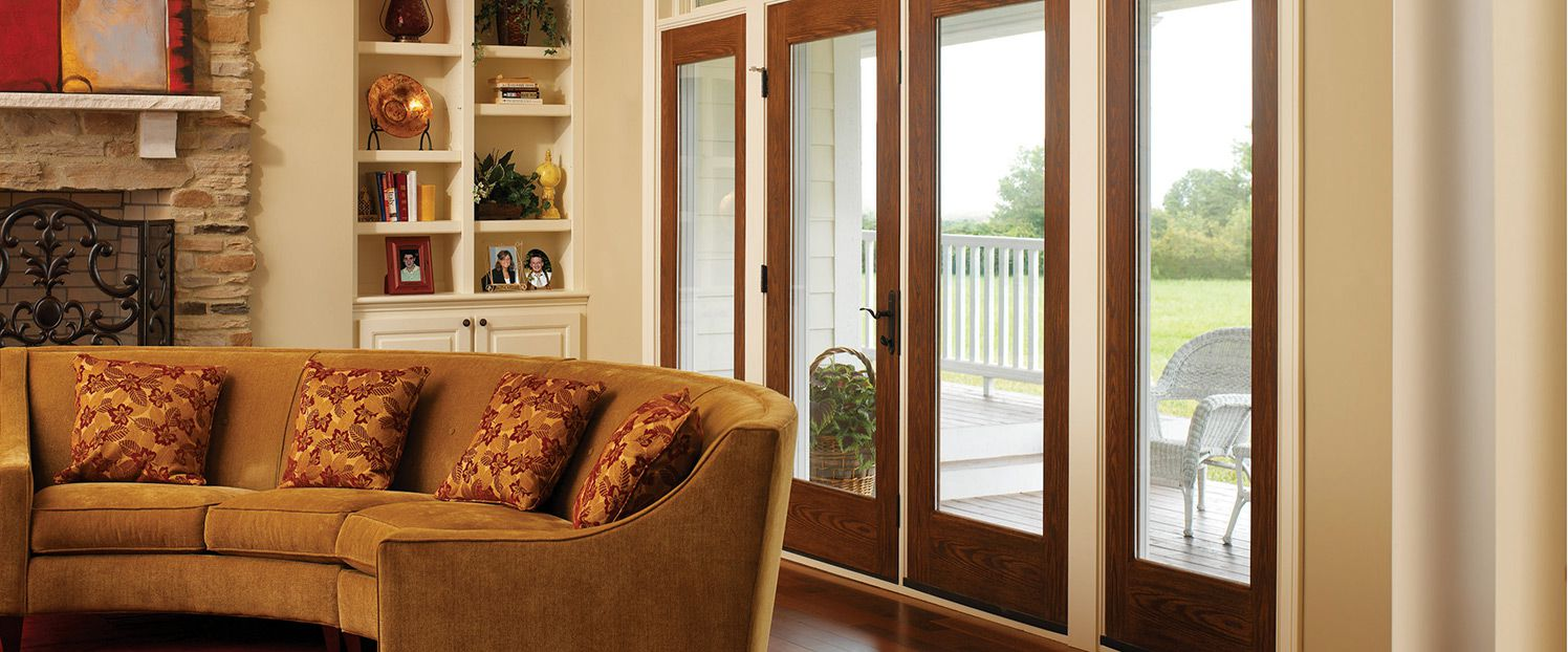 Single Patio Door