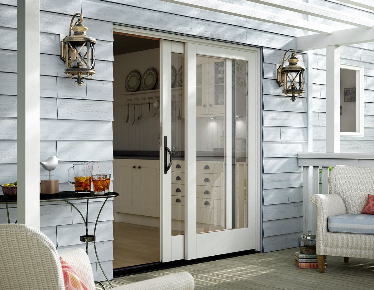 Sliding patio doors for Patio entrance doors