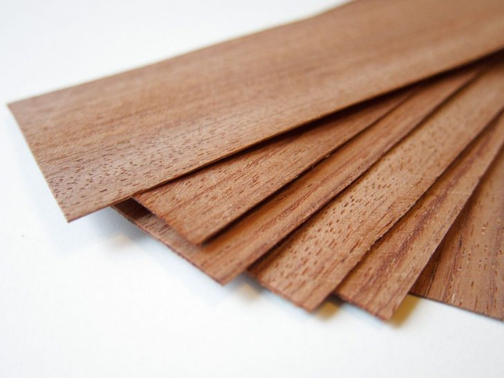 Veneer for door 728x546 - Methods of decorative finishing of interior doors