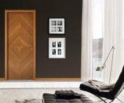 Veneered doors – Methods of decorative finishing of interior doors