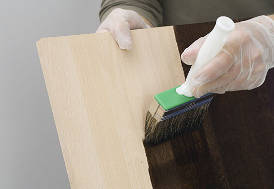 Alkyd paint - How to paint a door with your own hands