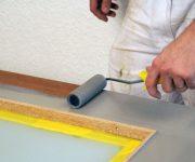 Coloring of interroom doors