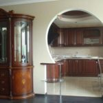 Arch in Kitchen: Types and Installation