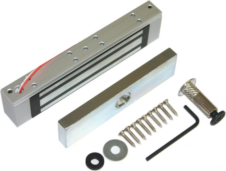 Magnetic coded lock 728x552 - Coded Door Lock: Mechanical and Electronic