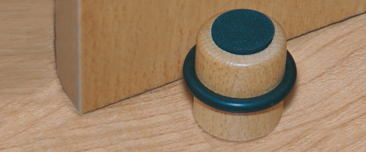 Modern Door holder - Door stoppers or holders: functions, types, installation