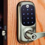 Coded Door Lock: Mechanical and Electronic