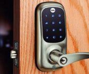 Modern Electronic coded lock