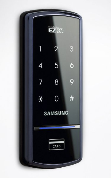 Modern combination lock Samsung