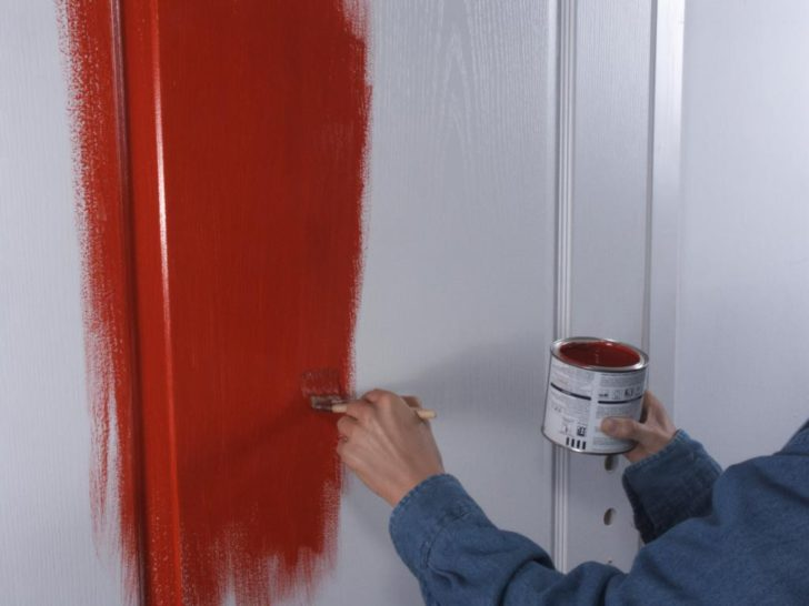 What Type Of Paint To Use For Staining Interior Doors