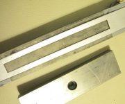 Rim magnetic lock