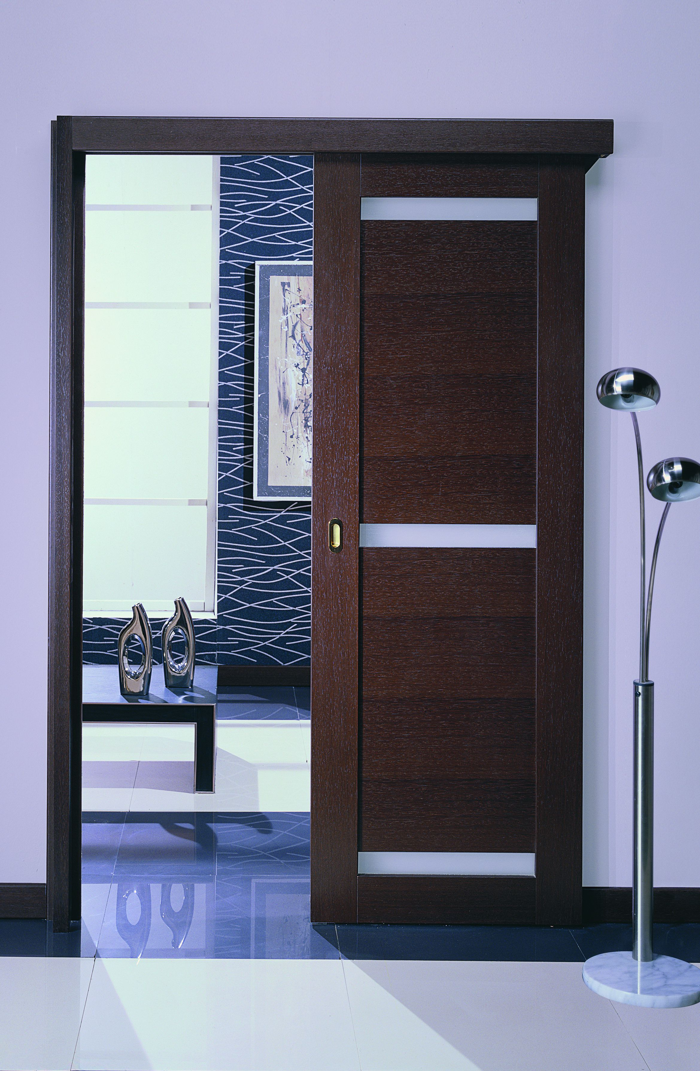 Sliding door for Types of doors